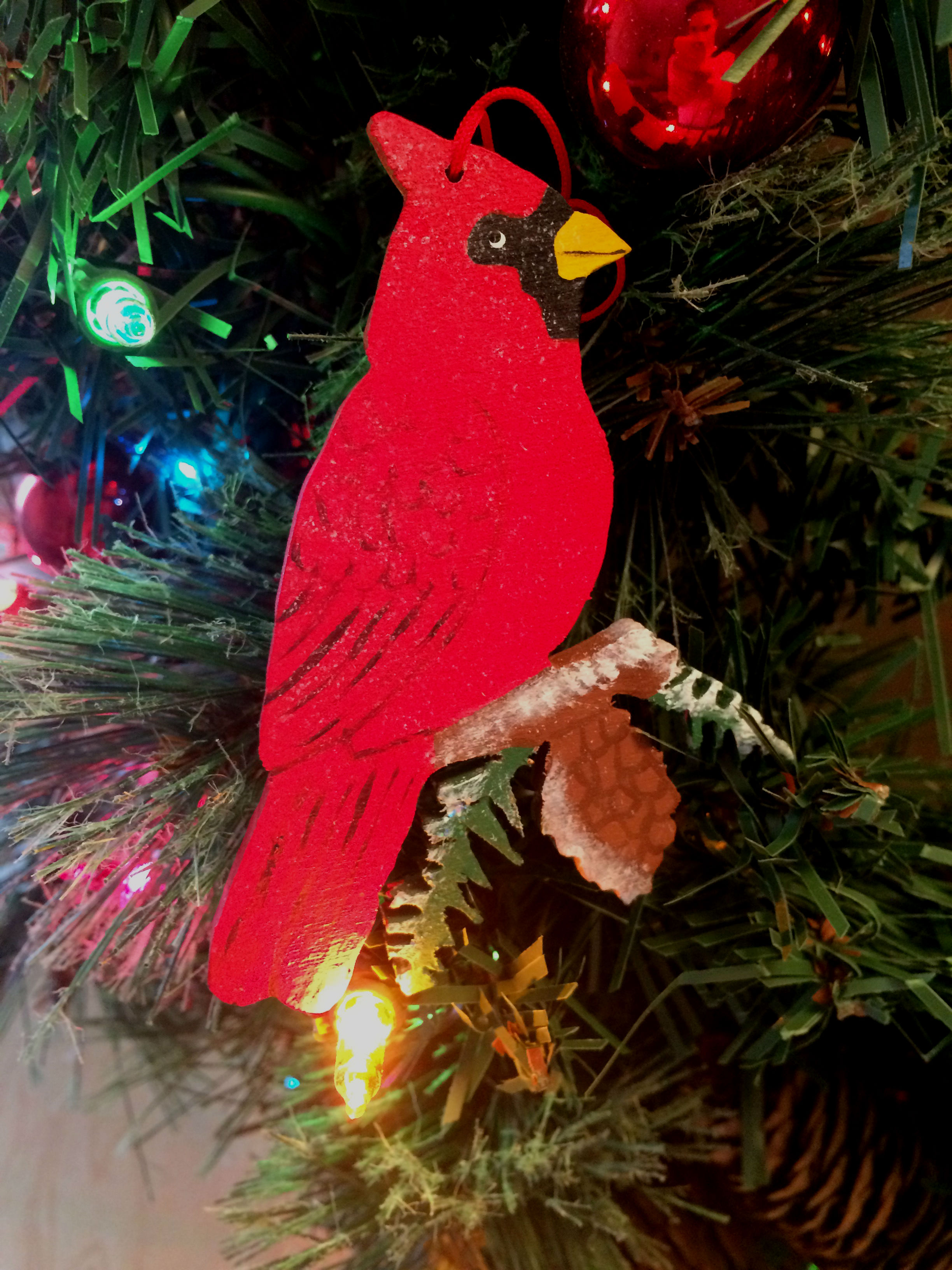 Handmade Christmas Ornaments in a Time of Need – Cherished Cottage
