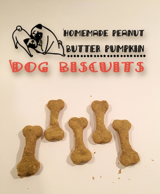 dog biscuits, pumpkin dog biscuits, peanut butter dog biscuits, peanut butter pumpkin dog biscuits, healthy dog biscuits, healthy dog treats, peanut butter pumpkin dog treats, diy dog treats, diy dog biscuits