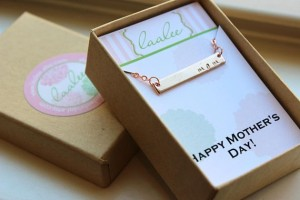 Mothers Day necklace