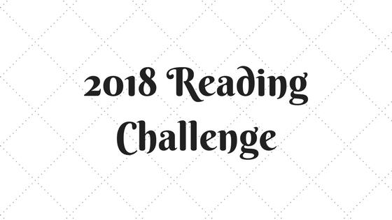 2018 reading challenge, reading challenge
