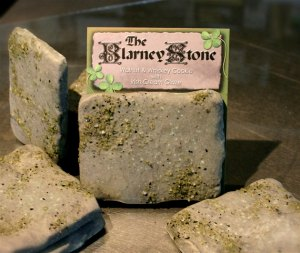 Blarney Stone Cookie