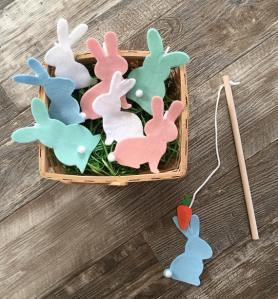 Bunny Fishing