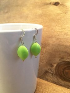 Green Earrings1