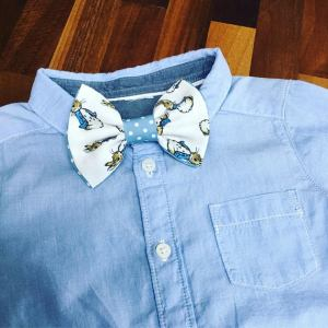 peter rabbit bow tie